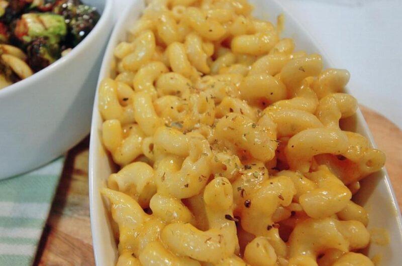 HOMEMADE Vegan Mac and Cheese [Quick & Easy RECIPE!]